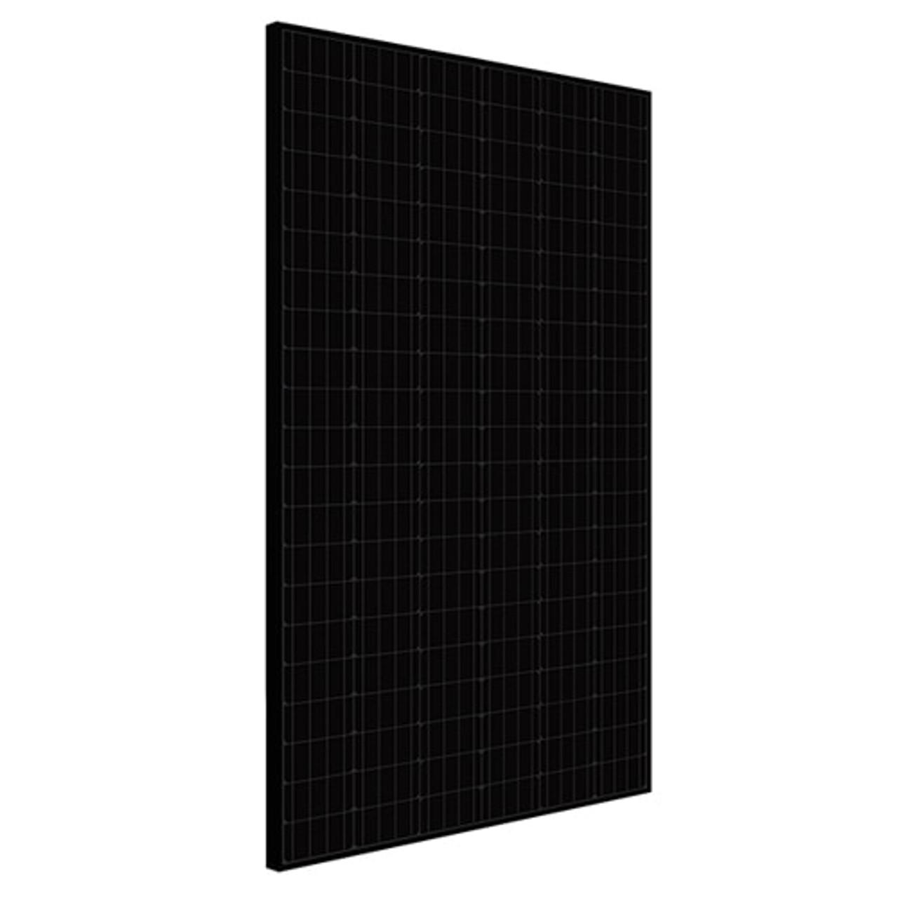 330 Watt Silfab Mono All Black Solar Panel Sunwatts