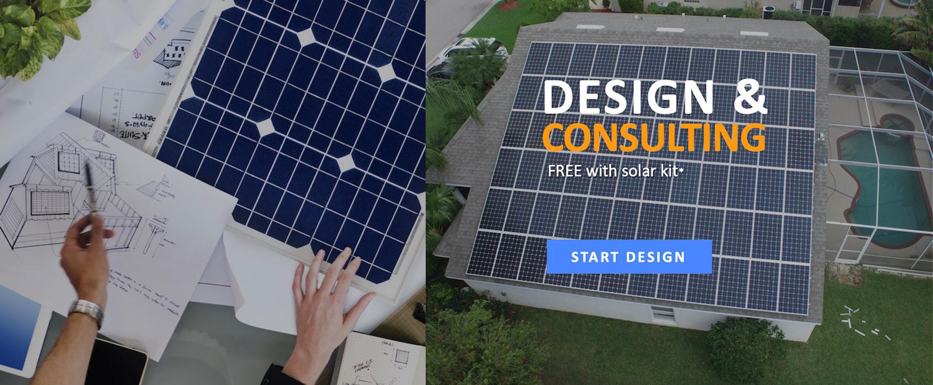 Solar permit plans