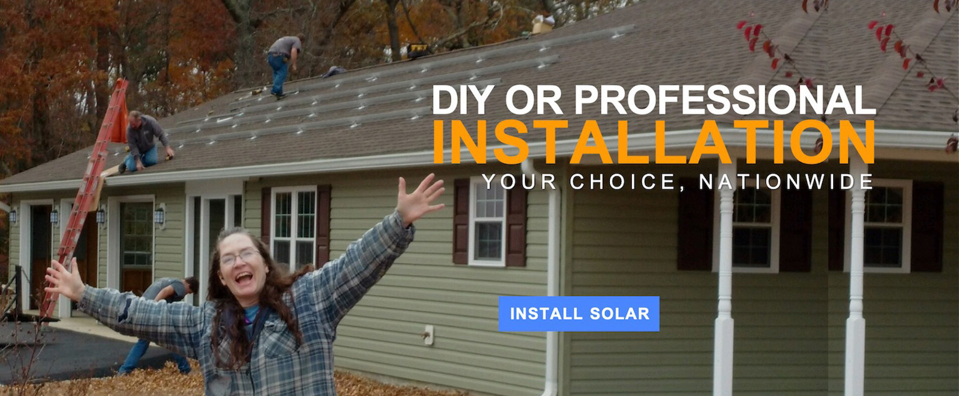 DIY or PRO solar installation