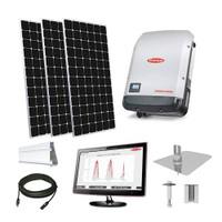 40.1kW solar kit CSUN 390 XL, Fronius Primo (CSUN390-40kW-Fronius)