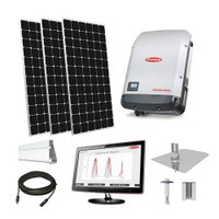 60kW solar kit CSUN 390 XL, Fronius Primo (CSUN390-60kW-Fronius)