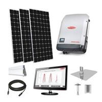 100kW solar kit CSUN 390 XL, Fronius Primo (CSUN390-100kW-Fronius)
