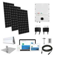 8.2kW solar kit CSUN 390 XL, SolarEdge optimizers (CSUN390-8kW-SolarEdge)