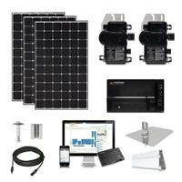 8.2kW solar kit CSUN 390 XL, Enphase micros (CSUN390-8kW-Enphase)