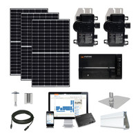 Canadian 320 Enphase Inverter Solar Kit