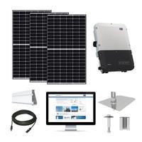 Canadian 320 SMA Inverter Solar Kit