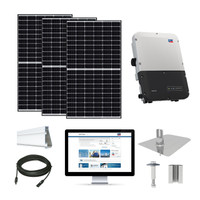 Canadian 320 SMA Inverter Solar Kit
