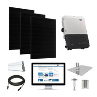 Solaria 360 SMA Inverter Solar Kit