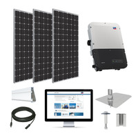 Trina 370 XL SMA Inverter Solar Kit