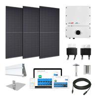 Trina 310 SolarEdge Inverter Solar Kit