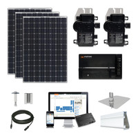 Tesla 330 Enphase Inverter Solar Kit