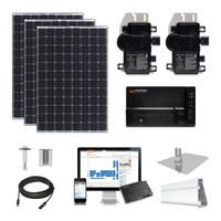 Tesla 330 Enphase Inverter Solar Kit