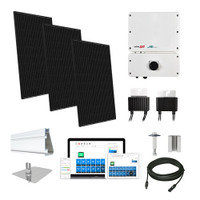 Q.Cells 320 Solar Kit with SolarEdge HD Optimizers