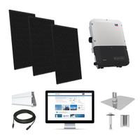 Q.Cells 320 Solar Kit with SMA Inverter