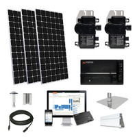 Mission 375 XL Solar Kit with Enphase Micro-inverter