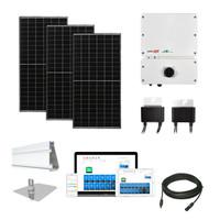 Axitec 320 Solar Kit with SolarEdge HD Optimizers
