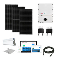 Axitec 320 Solar Kit with SolarEdge HD Optimizers