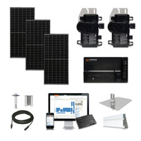 Axitec 320 Solar Kit with Enphase Micro-inverter