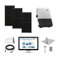 Axitec 320 Solar Kit with SMA Inverter