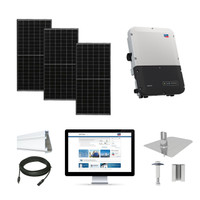 Axitec 320 Solar Kit with SMA Inverter