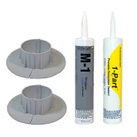 Chemlink E-curb 10-pk with sealant