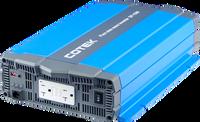 1.5kW Off-grid Solar Inverter 24VDC Cotek SP1500-224