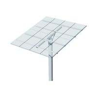 Top-of-Pole Mount for 8 Type-B Modules