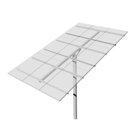 Top-of-Pole Mount for 9 Type-H Modules