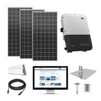 12.1kW solar kit Silfab 380 XL, SMA inverter