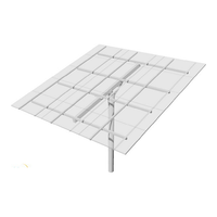 Top-of-Pole Mount for 15 Type-G Modules