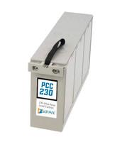 11 kWh Sol-Ark Carbon AGM Battery PCC230