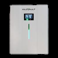 7.5 kWh KiloVault HAB Lithium LFP Energy Storage System 48V KLVHAB7.5
