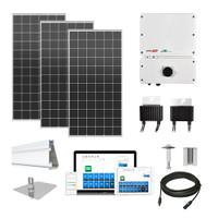 Mission 385 XL Solar Edge Inverter Solar Kit