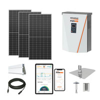 Canadian 380 XL Generac Inverter Solar Kit