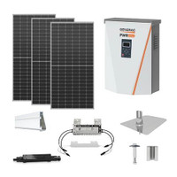 Q.Cells 390 XL Generac Inverter Solar Kit