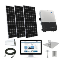 250kW solar kit Peimar 400 XL, SMA inverter