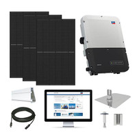 8.2kW solar kit REC 360 XL, SMA inverter