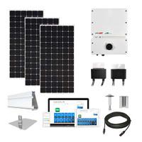 11.3kW solar kit LG 405 XL, SolarEdge HD optimizers
