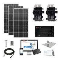 11.3kW solar kit Mission 420 XL, Enphase Micro-inverter