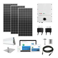 Silfab SIL400 XL SolarEdge HD optimizers Solar Kit
