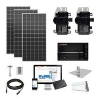 Silfab SIL400 XL Enphase Micro-inverter Solar Kit
