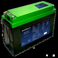 3.6 kWh KiloVault HLX+ Lithium LFP Solar Battery 12V KLV3600HLXPLUS
