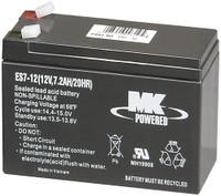 86 watt MK Deka AGM Battery ES7-12