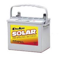 0.4 kWh MK Deka Sealed Gel Battery 8GU1-DEKA