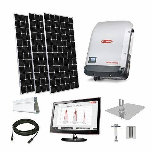 50kW solar kit Peimar 400 XL, Fronius inverter