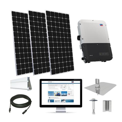 200kW solar kit Peimar 400 XL, SMA inverter