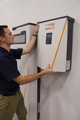 Generac PWRcell Energy storage system installed