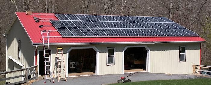 15kw-rooftop-solar-barn-finksburg-md