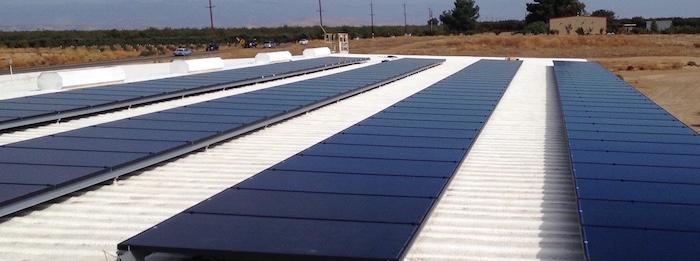 33kw solar kit trina-fronius-madera-ca-farm