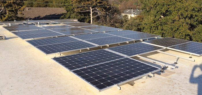 8.5kw-solar-panels-flat-roof-menbrane-dallas-tx